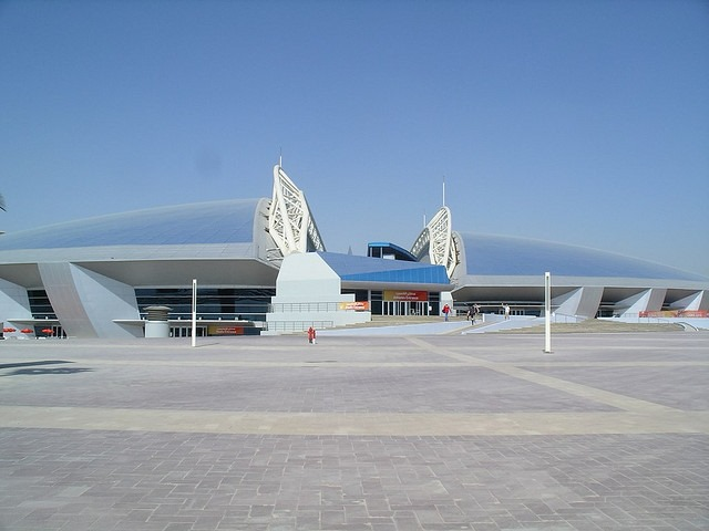 aspire dome qatar