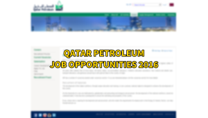 qatar petroleum-jobs