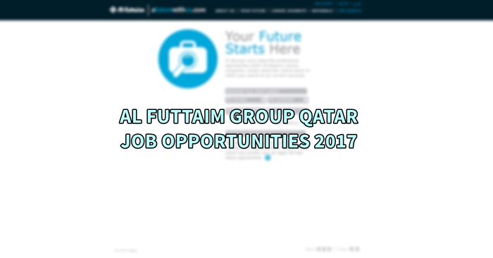 Al Futtaim Qatar Job Openings October 2017