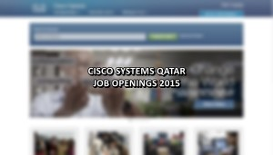 cisco uae jobs