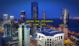 qatar jobs june 2015