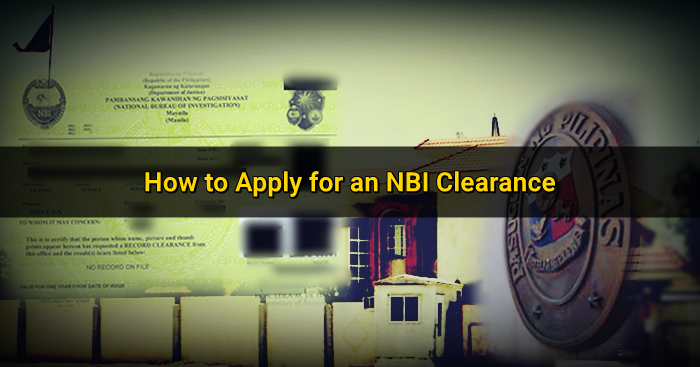 How to Apply for NBI Clearance  Qatar OFW