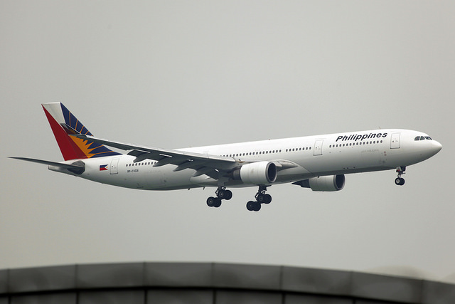 philippine airlines manila to doha flights