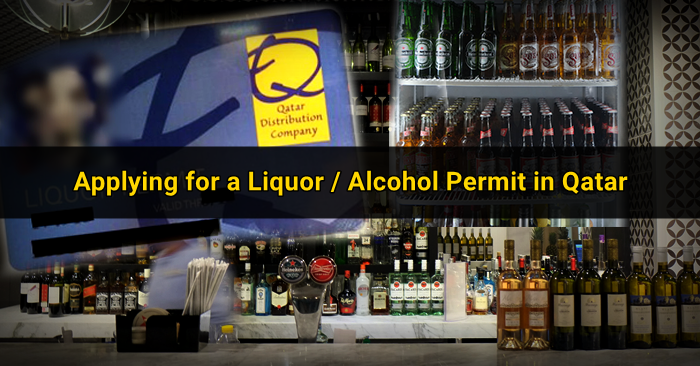 qatar liquor license application