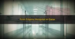 filipino hospital in qatar