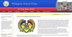 Philippine School Doha photo