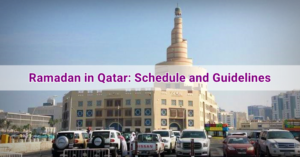 ramadan schedule in qatar
