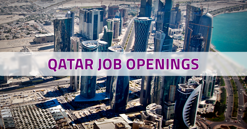 qatar job opportunities