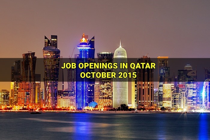 qatar jobs october 2015