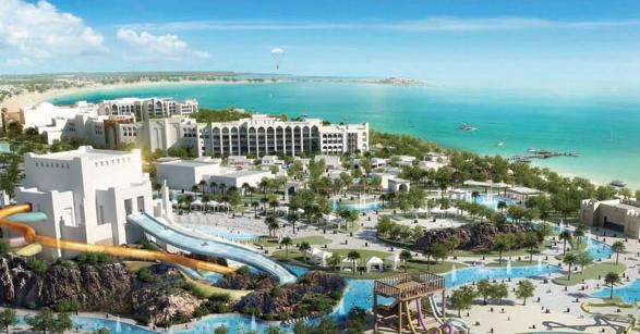 Salwa Beach Resort Hilton Qatar