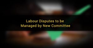 labour-dispute-committee
