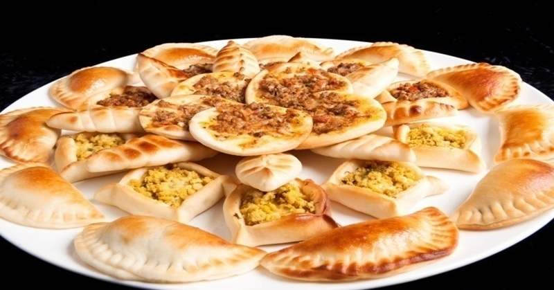 Arabian dishes in Qatar 3