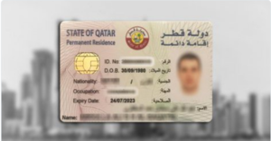 Permanent Residency Card