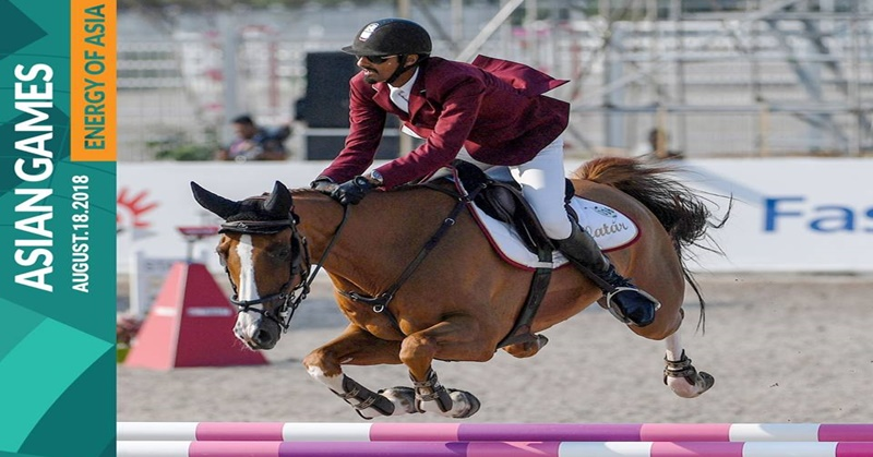 equestrian asian games