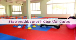 qatar karate empower sports center
