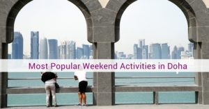 weekend activities in doha