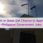 OFWs in Qatar Get Chance to Apply for Philippine Government Jobs