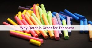 qatar great for teachers