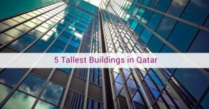 tallest buildings qatar