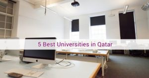 best universities in qatar