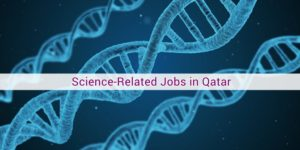 science jobs qatar