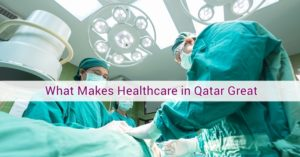 qatar great health care