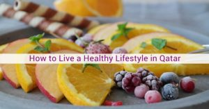 living healthy qatar