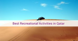 recreational activities qatar