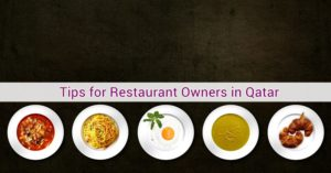 restaurant owners qatar