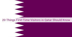 things about qatar