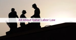labor in qatar