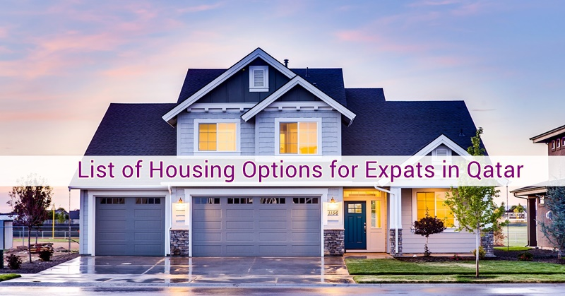List of Housing Options for Expats in Qatar | Qatar OFW