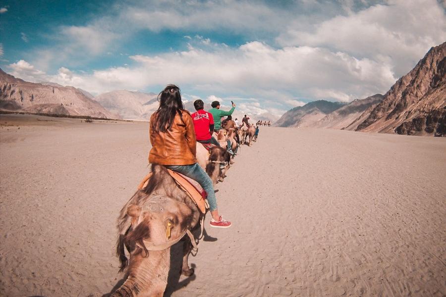 Camel Ride Tour