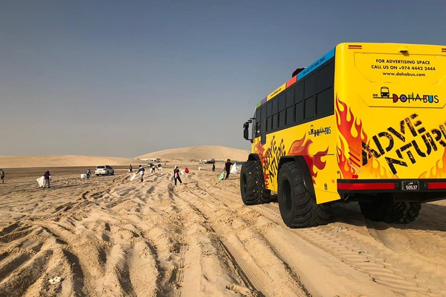 Monster Bus Activity