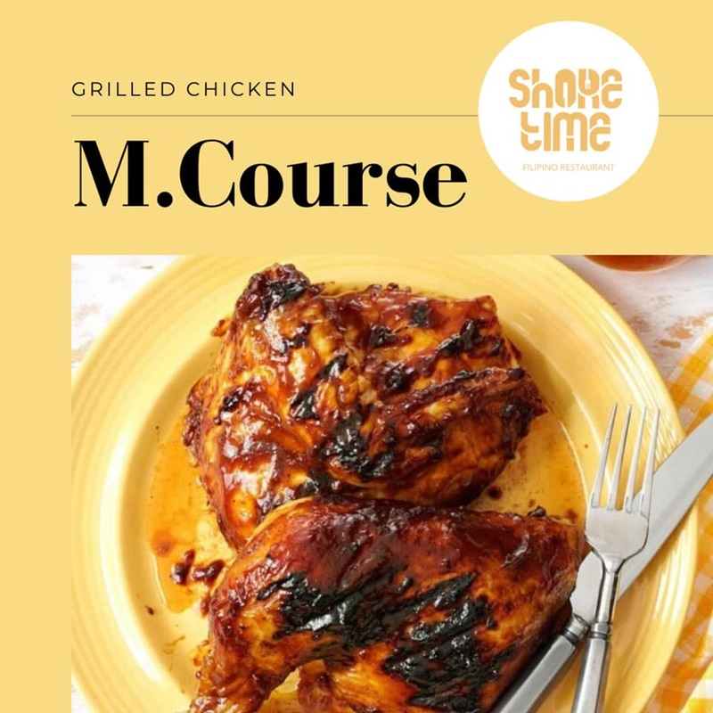 Shore Time Kainang Pinoy Grilled Chicken