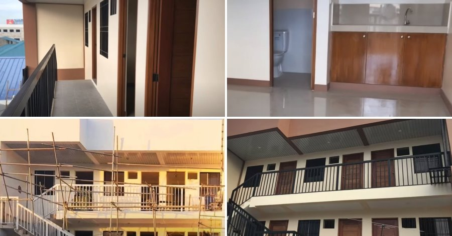 filipino in qatar builds apartment for rent business philippines
